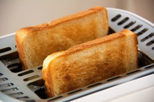 It's not really about toast!